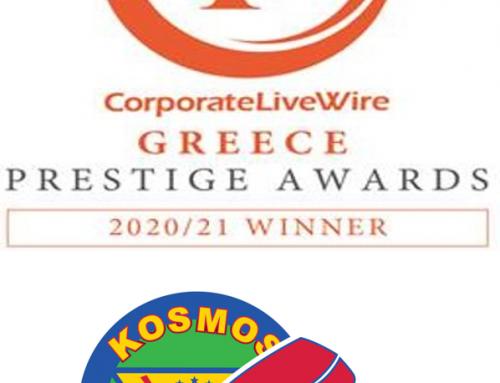 Ραδιοταξί Κόσμος 18300: Η Ελληνική Υπηρεσία Ταξί της Χρονιάς