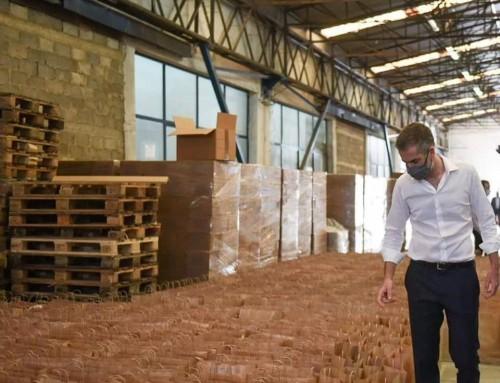 Mεταφορά Δωρεάν Πασχαλινών Δώρων στους απόρους του Δήμου Αθηναίων